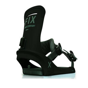 FIX BINDING CO 2021 TRUCE BINDINGS BLACK