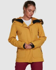 BILLABONG SNOW 2022 INTO THE FOREST JACKETS TAWNY OLIVE