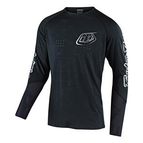 TROY LEE DESIGNS 2021 SE ULTRA JERSEY PODIUM BLACK