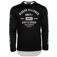UNIT ALLIANCE LS MTB JERSEY BLUE