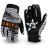 UNIT BULLETIN GLOVES BLACK