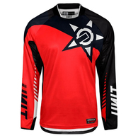 UNIT CHASER JERSEY RED
