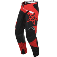 UNIT CHASER MX PANT RED