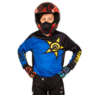 UNIT CHASER YOUTH JERSEY BLUE