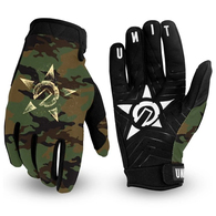 UNIT FLEET GLOVES CAMO