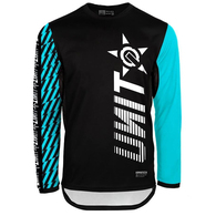 UNIT SECTOR JERSEY BLACK