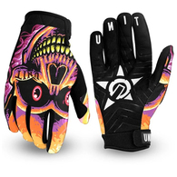 UNIT SMILE NOW CRY LATER YOUTH GLOVES MULTI