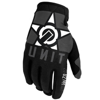 UNIT STEALTH GLOVES BLACK