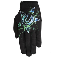 UNIT VOLT GLOVES BLACK
