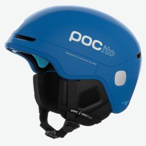 POC POCITO OBEX SPIN - FLUORESCENT BLUE