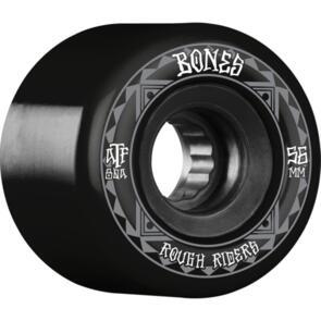 BONES ATF ROUGH RIDERS RUNNERS 56MM BLACK