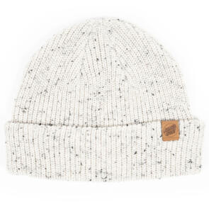 SANTA CRUZ WOMENS DOCKS BEANIE SPECKLE MARLE