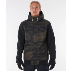 RIP CURL SNOW 2021 TRACTION JACKET CAMO