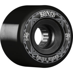BONES ATF ROUGH RIDERS RUNNERS 59MM BLACK