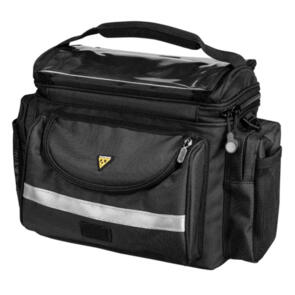 TOPEAK HANDLEBAR BAG DX W/ FIXER 8 7.7L