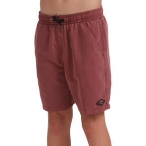 BILLABONG YOUTH ALL DAY OVD LAYBA BOARDSHORTS ROSE DUST