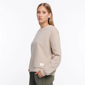 THING THING WOMENS THE SUNNY CREW - TAUPE