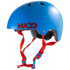 MGP MADD GEAR HELMET BLUE RED