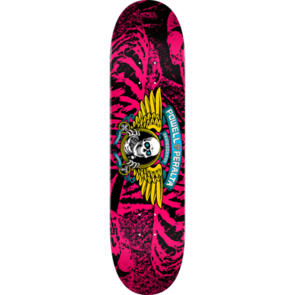 POWELL PERALTA BIRCH WINGED RIPPER DECK PINK 7.0