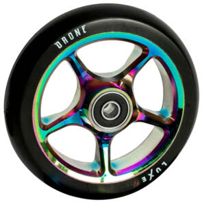 DRONE 120MM LUXE 2 WHEEL - NEOCHROME (SINGLE)