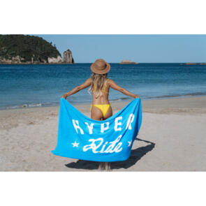 HYPER RIDE DRINK BOTTLE + BEACH TOWEL COMBO
