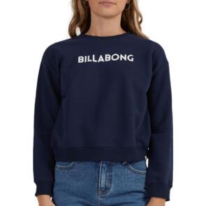 BILLABONG GIRLS DANCER CREW FLEECE BLACK IRIS