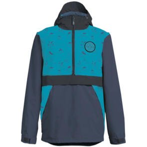 AIRBLASTER GLACIER TRENCHOVER-HE TEAL