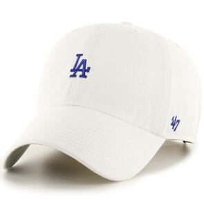 47 BRAND LA DODGERS BASE RUNNER '47 CLEAN UP WHITE BLUE