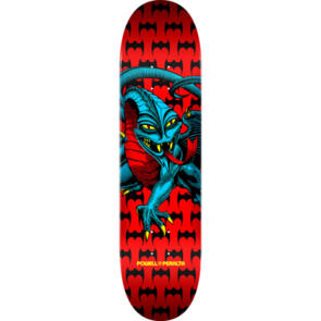 POWELL PERALTA BIRCH CAB DRAGON ONE OFF DECK RED 7.75