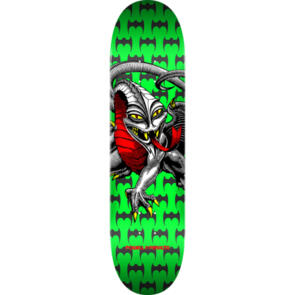 POWELL PERALTA BIRCH CAB DRAGON ONE OFF DECK GREEN 7.5