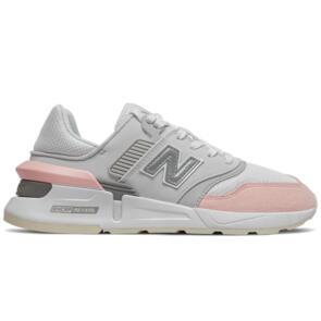 NEW BALANCE WOMENS 997S NB WHITE PINK