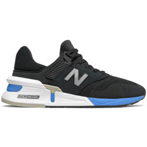 NEW BALANCE 997S BLACK BLUE WHITE