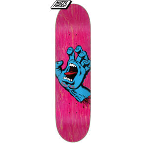 SANTA CRUZ SCREAMING HAND PINK 7.8 X 31