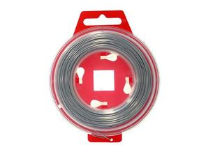 PSYCHIC SAFETYWIRE 30M STAINLESS STEEL ON A CONVENIENT PLASTIC CASING-STORAGE COMPARTMENT/FANNY PACK