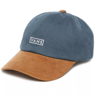 VANS CURVED BILL JOCKEY CAP STARGAZE