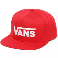 VANS DROP V 2 SNAPBACK RACING RED