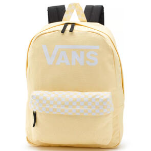 VANS REALM BACKPACK COLOUR THEORY GOLDEN HAZE