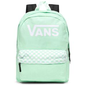 VANS REALM BACKPACK COLOUR THEORY GREEN ASH