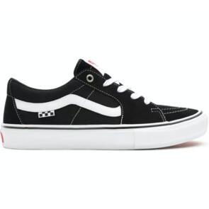 VANS SKATE SK8-LOW BLACK/WHITE