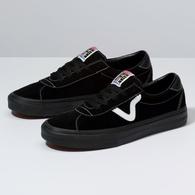 VANS SPORT BLACK/BLACK