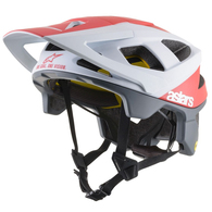 ALPINESTARS VECTOR TECH POLAR HELMET WHITE/RED MATTE