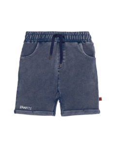 BAND OF BOYS BANDITS VINTAGE BLUE RELAXED SHORTS VINTAGE BLUE