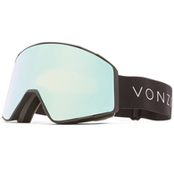 VON ZIPPER CAPSULE BLACK SATIN WILD STELLER CHROME