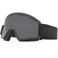 VON ZIPPER CLEAVER BLACK SATIN/BLACK