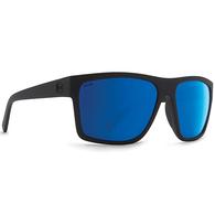 VON ZIPPER DIPSTICK BLACK SATIN WILD BLUE POLAR
