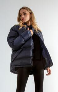 ILABB WOMENS OHAU LOFT JACKET NAVY