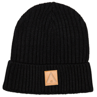 WEARCOLOUR 2019 BADGE BEANIE BLACK