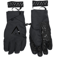 WEARCOLOUR 2019 RIDER GLOVES BLACK