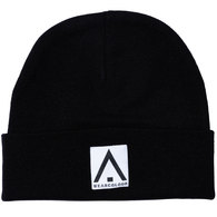 WEARCOLOUR 2020 PUPPET BEANIE BLACK