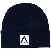 WEARCOLOUR 2020 PUPPET BEANIE BLUE IRIS